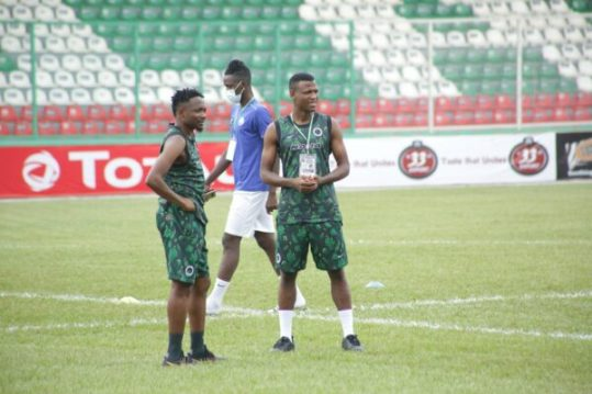 AFCON2022Q: Ahmed Musa leads Eagles in Freetown