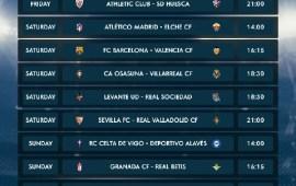 LaLiga Matchday 14: Koeman to face former club Valencia