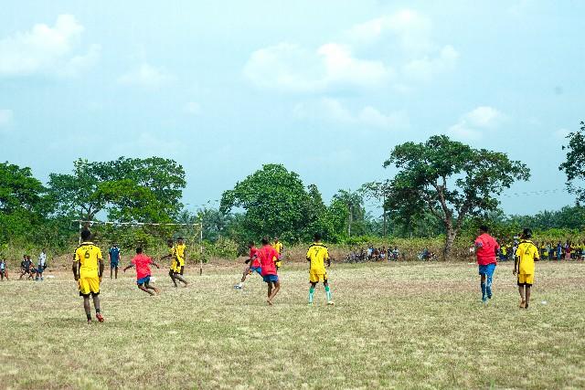 Grassroot: Four schools battle in JRYF finale