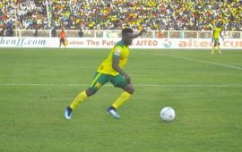 TotalCAFCC: Pillars trio out of crunch Diaraf tie