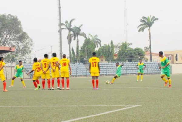 NWFL MD2: Rivers Angels secure emphatic win