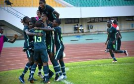 WAFUB U17: Eaglets beat Burkina Faso to set up CIV final