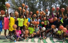 Students get scholarships at Yusuf Yakubu Basketball Tourney