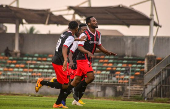 #NPFL21: Abia Warriors, Heartland enjoy double header wins