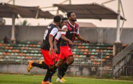 #NPFL21: Abia Warriors, Heartland enjoy double header wins
