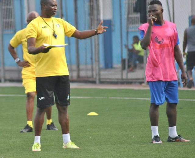 TotalCAFCC: Osho expects difficult 2nd leg with Rivers United