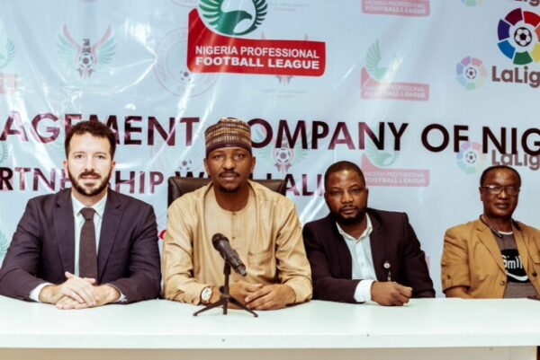 NPFL, LaLiga set for 2021 U15 Coaching Seminar