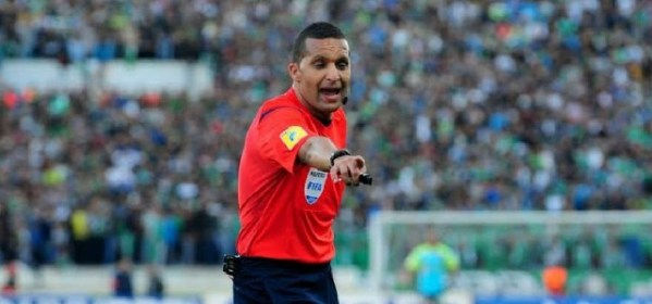 AFCON2021Q: CAF names match officials for Super Eagles