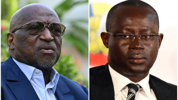 Anouma and Senghor abandon CAF presidency race