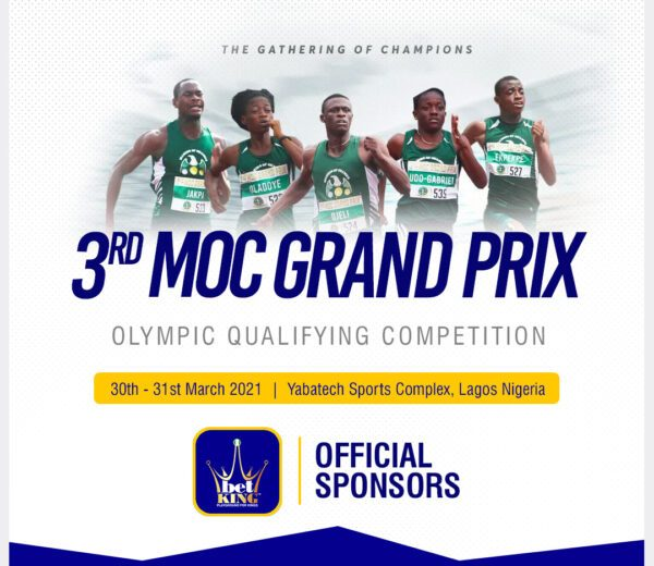 BetKing Unveiled as Lead Sponsor for 3rd MoC Grand Prix!