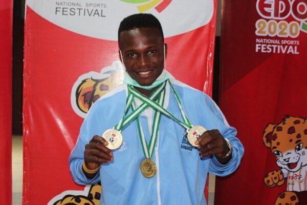 W/lifting: Emmanuel Appah eyes African title in Madagascar