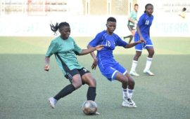 NWFL Super 6: FC Robo hold Rivers Angels