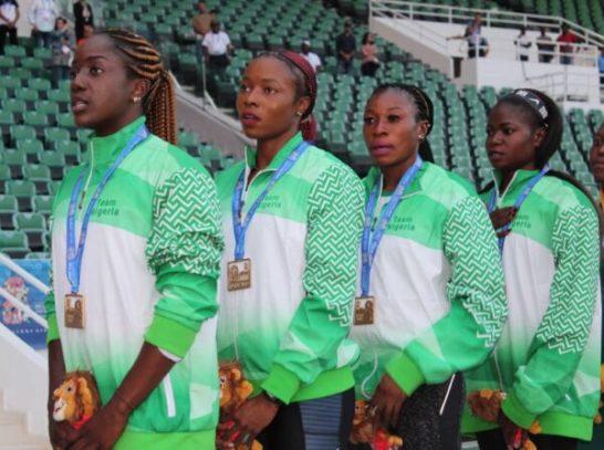 Team Nigeria Beats Deadline For World Relays In Poland