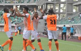 NPFL: Akwa United go top; Katsina hit five