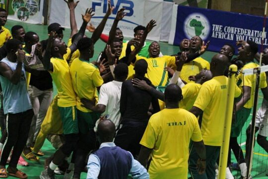 Volleyball: Kada Kings top first phase of Division 1 League