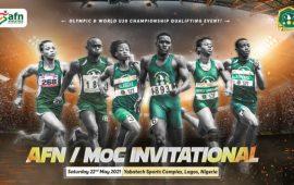 Over 150 Athletes set for inaugural AFN/MoC Invitational