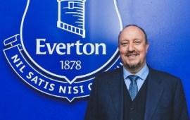 Rafa Benitez named Iwobi's new manager at Everton