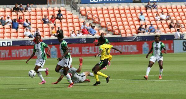 #SummerSeries: Jamaica beat Nigeria Super Falcons
