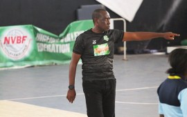 Volleyball: Musa Babamusa targets 2021 League title
