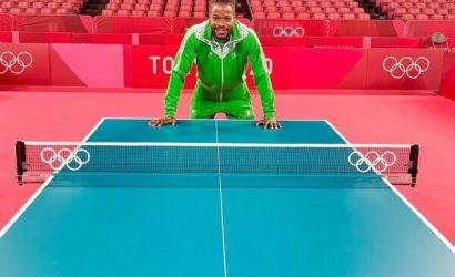 Omotayo Olajide: I am proud of my Olympic debut