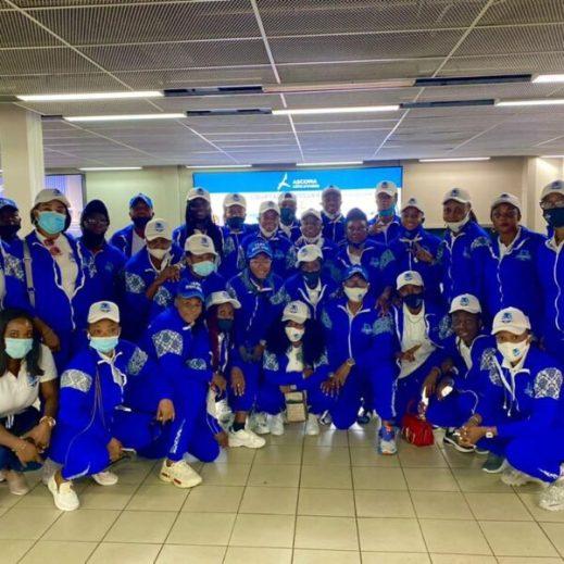 Rivers Angels arrive Abidjan for UFOA B tourney