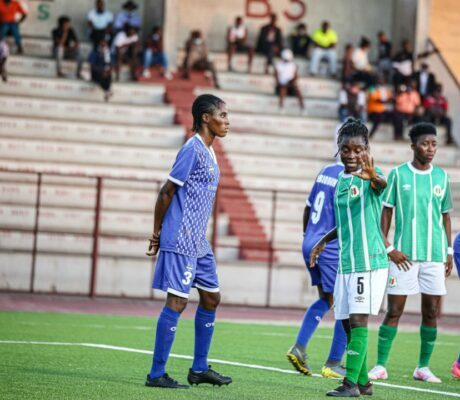 UFOAB: Rivers Angels outclass Ghana Champions Hasaacas