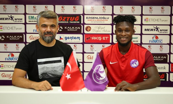 Turkish side Keçiorengucü sign Ibrahim Olawoyin