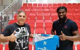 Handball: HC Beer Sheba sign Nigeria's Obinna Anih