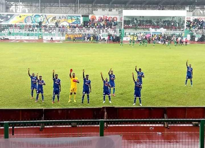 TotalEnergiesCAFCC: CAF rules on Bayelsa United tie