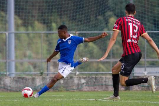 Oche Salefu upbeat on Feirense chance