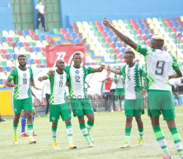 Depleted Super Eagles beat Cape Verde in Mindelo