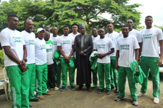 2021Volleyball Nations Cup: Nigeria drawn with Tunisia