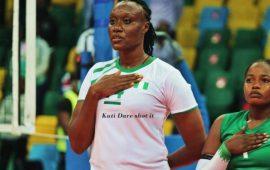 V/Ball: Okonmah expects a tough match Vs Morocco
