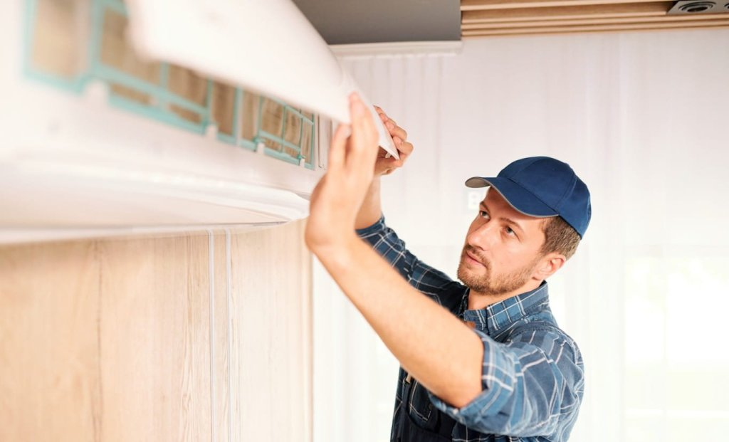 Air Conditioning Services in Springs Dubai