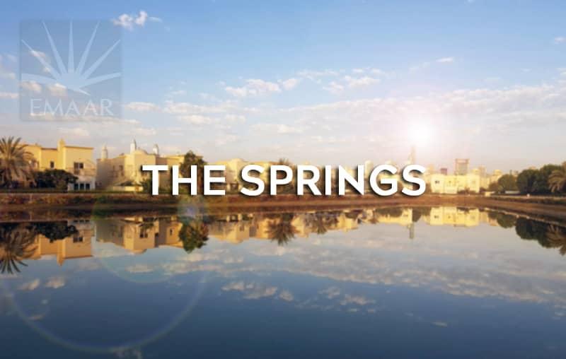 Air Conditioning in Springs Dubai