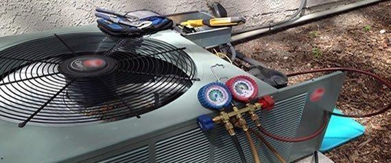Central Air Conditioner Repair