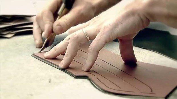 Ayakkabı nasıl yapılır (AC Makine)