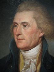 Thomas Jefferson, champion of a free and independent press