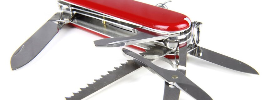 The press release is the Swiss Army knife of marketing