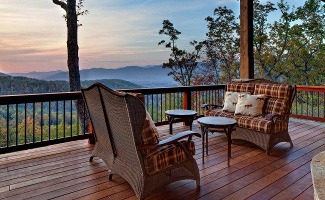 Acm Design Award Winning Mountain Home Architects