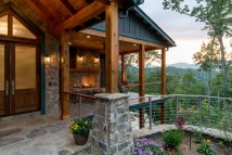 Modern Style Mountain Home High Elevation Acm Design