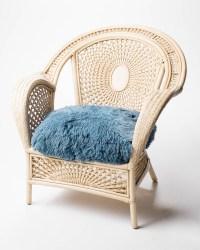 CH159 Boho Wicker Chair Prop Rental | ACME Brooklyn
