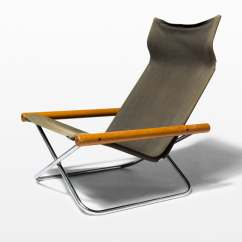 Canvas Sling Chair Ikea Club Chairs Ch574 Jax Folding Prop Rental Acme Brooklyn Front View Of