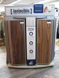 Invincible LVT - Acme Carpet One Floor & Home