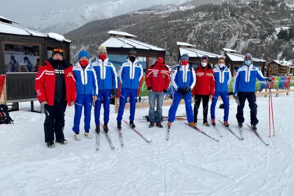 Ripresa l'attività: 36 nuovi maestri di sci di fondo