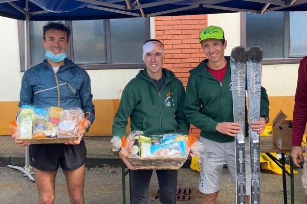 Oropa Trail: sotto la pioggia vincono Nicola e Ostano