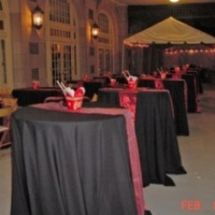 Tablecloths And Chair Covers For Rent Wooden Table Chairs Toddlers Linens Linen Rentals In Houston Slideshow Image