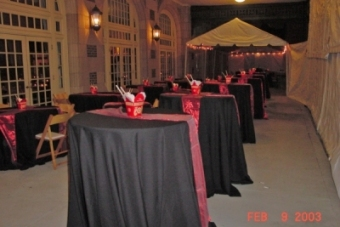 rent tablecloths and chair covers morris for sale table linens linen rentals in houston slideshow image