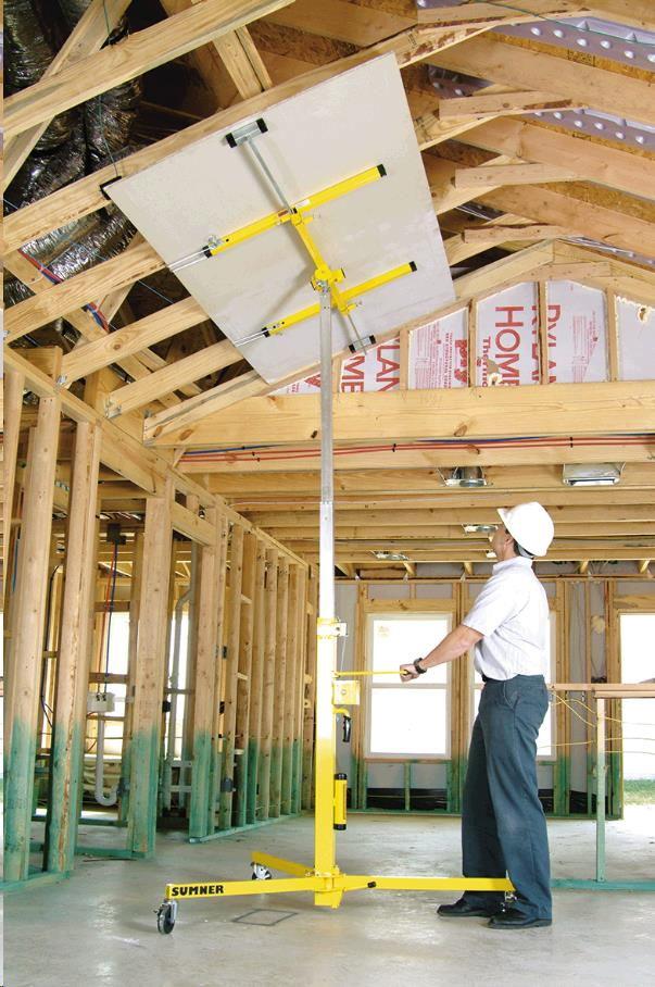 MODEL 2311 SUMNER DRYWALL LIFT Rentals Grand Forks ND Where to Rent MODEL 2311 SUMNER DRYWALL