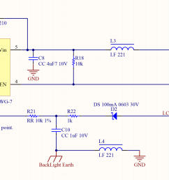 how to design the lcd circuitry lcd backlight circuit diagram [ 3382 x 1292 Pixel ]